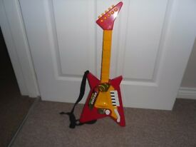 childs toy guitar