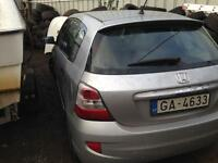 For Sale LHD Left Hand Drive Honda Civic 1.6