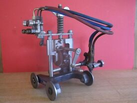 Koike portable flame cutting machine oxy/acetylene pipe cutting machine and spare parts