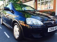 MINT 2006 CORSA 1.2 WITH 1 YEAR MOT-2 OWNERS-FULL SERVICE HISTORY-BARGAIN!!!