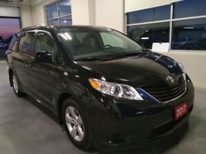 2017 Toyota Sienna LE 8 Passenger Tri-Zone Climate Control