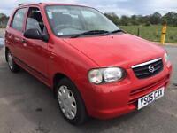 SALE! Bargain Suzuki alto, full years MOT, £30 road tax ready to go