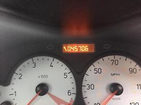 Peugeot 206 45,700 miles BARGAIN PRICE