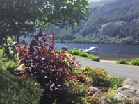 🌝🛑HOLIDAY HOME,LOCH ECK,WEST COAST OF SCOTLAND,JUST STUNNING, 10 MINS FROM GOUROCK TO DUNOON FERRY