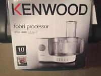 Kenwood FP120 small food processor