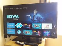 40 inch Full HD 1080 for Sale- 8 months used and in warranty still
