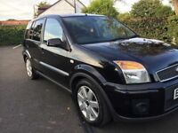 Ford Fusion+ TDCI Full Black Leather Service History £30 a Year Road Tax