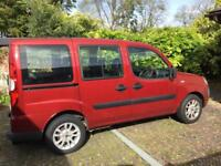 Fiat Doblo WAV - Wheelchair Accessible Vehicle RECENTLY REDUCED