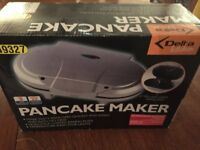 Pancake Maker and Buffet Server NEW still in boxes