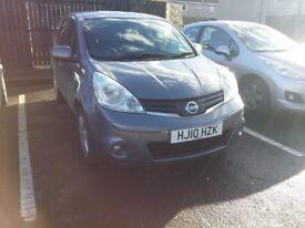 Nissan Note 1.5dci Tekna Pure Drive | Sat Nav | £30 Road Tax