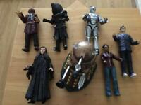 """Dr Who 5.5"""" figures"""
