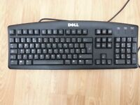 Black Dell keyboard in East Acton, £3