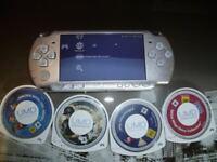 PSP SLIMLINE SILVER