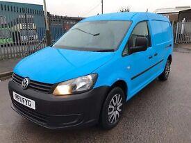 2011 11 Volkswagen Caddy Maxi 1.6 TDI LWB BLUE c20 102 *NO VAT*