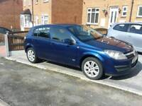 Astra 2005 1.4 petrol spares or repair