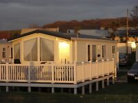 Caravan to let - Haven Doniford Bay - Sea Views