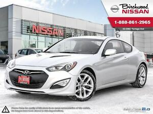 2013 Hyundai Genesis Coupe 2dr I4 Auto ACCIDENT FREE! LOCAL OWNE