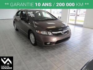 2010 Honda Civic DX-G **FREINS ABS**
