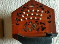 Concertina in C/G Lachenal 30 button