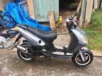 2015 Jonway 50cc Scooter Moped (not aprilia rs 50 rs50 derbi rieju)