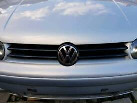 Vw golf mk4 front grill