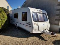 Bailey Pageant Moselle Series 5 Caravan