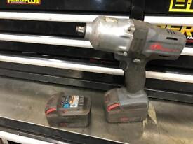 1/2inch cordless impact wrench