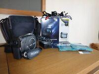 Sony Handycam DCR-DVD110E