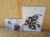 Set of 2 Canvas prints