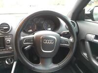 Audi Multifunction Steering Wheel with Airbag