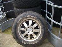 Goodrich wheels & tyres
