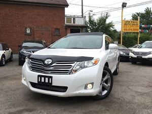2012 Toyota Venza AWD, V6, Leather, PanoramicRoof, HtdSeats&Came