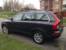 Volvo XC90 2008 company car forces cheap sale