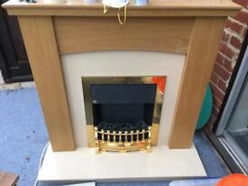 Katell electric fireplace