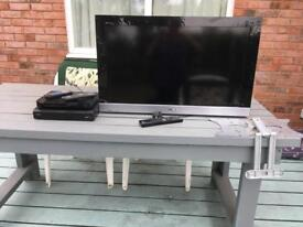 TV, dvd, freeview