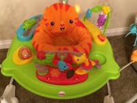 Fisher Price Roaring Rainforest Baby Jumperoo