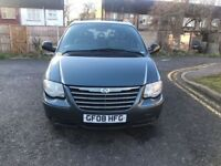 2008 Chrysler Voyager 2.8 CRD Executive 5dr Auto @07445775115