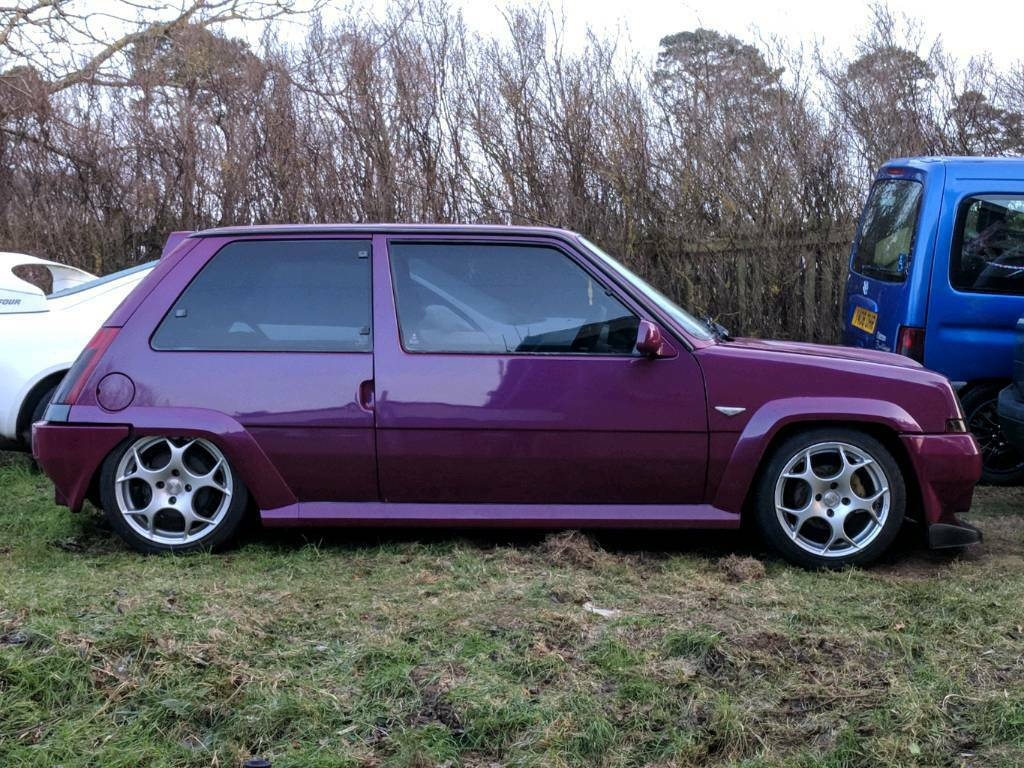 renault 5 gt turbo in inverness highland gumtree. Black Bedroom Furniture Sets. Home Design Ideas