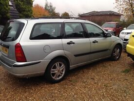 Ford Focus Estate only £395