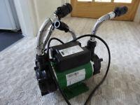 Salamander CT75+ 2.1 Bar Twin Shower Pump
