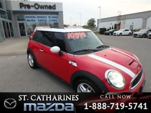2009 MINI COOPER S S|NEW FRONT & REAR BRAKES|4 NEW TIRES
