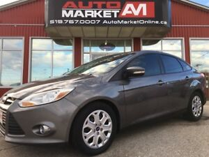 2012 Ford Focus SE, HEATED SEATS, AUX, A/C, WE APPROVE ALL CREDI