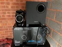 CREATIVE LABS T3250 2.1 Wireless PC Speakers