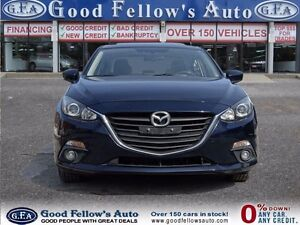 2014 Mazda MAZDA3 GS MODEL, SKYACTIV, SUNROOF, CAMERA