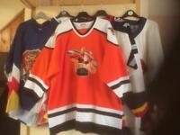 Ice hockey memorabilia