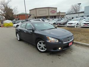 2012 Nissan Maxima LEATHER-ROOF-SHARP