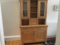 Sterling Furniture Large Oak Sideboard