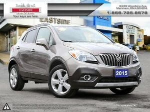 2015 Buick Encore CONVENIENCE Package!