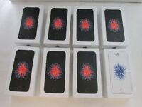 APPLE IPHONE SE 16GB UNLOCKED BRAND NEW BOX APPLE WARRANTY & SHOP RECEIPT