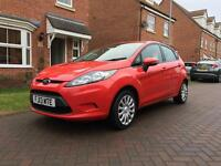 2013 Ford Fiesta - Full Service History